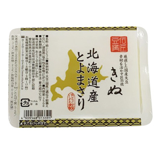 伝匠豆腐とよまさり・きぬ