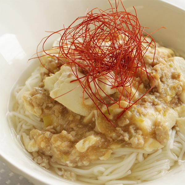 マーボーにゅう麺