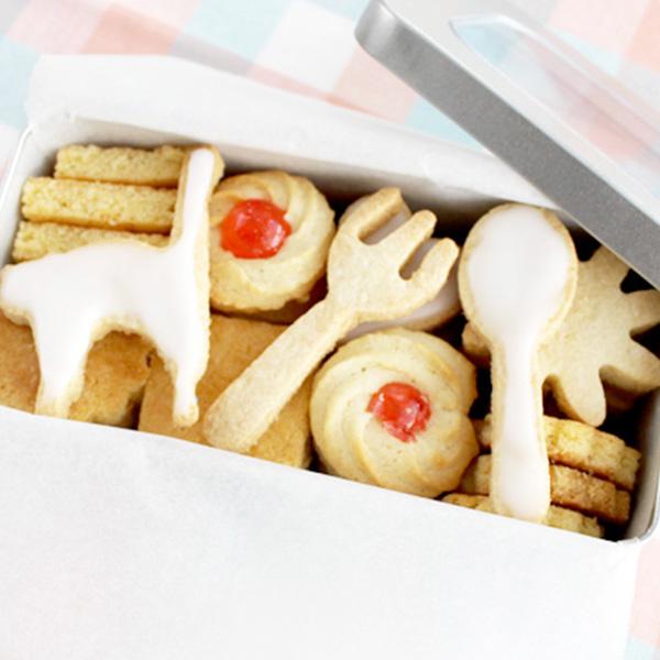 おからパウダー入りクッキー